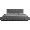 This item: Thompson Carbon Gray Fabric Full Bed