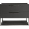 This item: Bowery Dark Gull Gray Nightstand