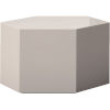 This item: Centre Glossy Chateau Gray 10-Inch Coffee Table