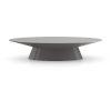 This item: Sullivan Glossy Dark Gull Gray Coffee Table