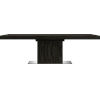 This item: Astor Gray Oak 71-Inch Dining Table