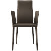 This item: Lucca Reclaimed Dove Gray Dining Chair