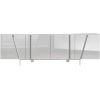 This item: Mott Glossy White Sideboard