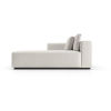 This item: Spruce Chalk Fabric Modular Left Chaise