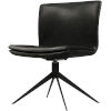 This item: Duane Aged Onyx Leather Office Chair