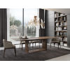 This item: Greenwich Walnut 106-Inch Dining Table