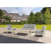 This item: Timber Taupe Outdoor Deep Seating Set, 4-Piece
