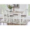 This item: Jane White Dining Set, 5 Piece Set