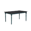 This item: Willow Teal Blue Dining Table