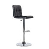 This item: Chrome Steel Barstool