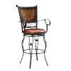 This item: Bronze Powder Coat Barstool