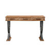 This item: Martin Honey Console Table