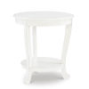 This item: Aubert White Side Table