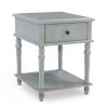 This item: Mcghie Light Grey Side Table