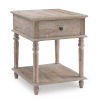 This item: Mcghie Natural Side Table