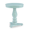 This item: Stanton Teal Blue Side Table