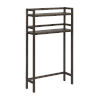 This item: Dunnsville Espresso 2-Tier Space Saver