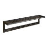This item: Abingdon Espresso Coat Rack