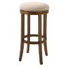 This item: Victoria Honeysuckle 31-Inch Bar Height Swivel Stool