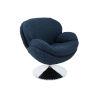 This item: Starke Denim Accent Chair