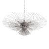 This item: Nickel 16-Light Chandelier