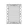 This item: Plain Mirror Wall Mirror