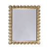 This item: Gold Leaf 32-Inch Wall Mirror