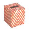 This item: Orange and Cream 5-Inch Kllenex Zebra Box