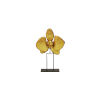 This item: Gold Leaf 12-Inch Orchid Decorative Object