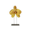 This item: Gold Leaf 20-Inch Orchid Decorative Object