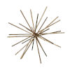 This item: Gold Leaf 20-Inch Asterick Decorative Object