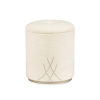 This item: Compositions Adela Ivory Ottoman