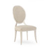 This item: Compositions Avondale Beige Dining Chair