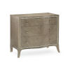 This item: Compositions Avondale Gray Nightstand