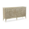 This item: Classic Gold Turn a New Leaf Sideboard