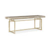This item: Classic Beige Console Table