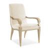 This item: Classic Beige Fanfare Arm Chair