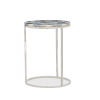This item: Classic Silver Star Bright End Table