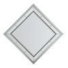 This item: Classic Silver On the Edge Mirror