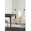 This item: Classic Beige In Good Taste Dining Chair Armless Chair
