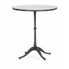 This item: Classic Brown Around the Circle Accent Table