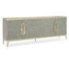 This item: Classic Gray Waterside Console
