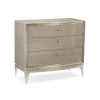 This item: Classic Gray Rise and Shine Nightstand