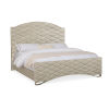 This item: Classic Beige Quilty Pleasure King Bed