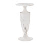 This item: Classic White You Earned It End Table