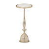 This item: Classic Gold a Leg to Stand on End Table
