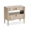 This item: Classic Gold It Is a Small Wonder Nightstand