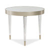 This item: Classic Gold Tri This End Table