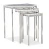 This item: Classic Silver Trifecta End Table