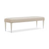 This item: Caracole Classic Soft Silver Paint and Beige Boarding on Beautiful Bench